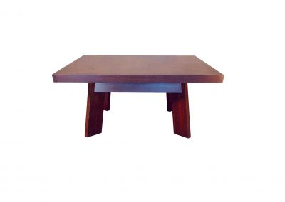 Rift sawn oak dining table